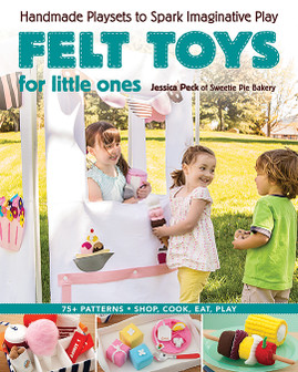 Felt Toys for Little Ones eBook