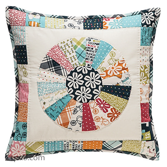 Project from Fresh Family Traditions: 18 Heirloom Quilts for a New Generation