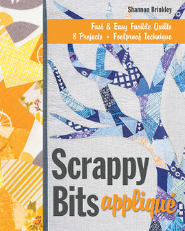 Scrappy Bits Applique eBook