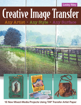 Creative Image Transfer  Any Artist, Any Style, Any Surface eBook