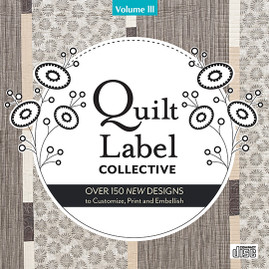 Quilt Label Collective  Volume III Download