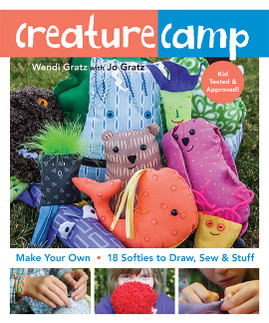 Creature Camp Fixed Layout eBook