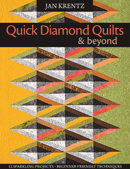 Quick Diamond Quilts & Beyond