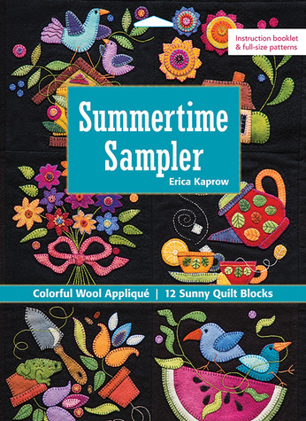 Summertime Sampler by Erica Kaprow #SummertimeSampler