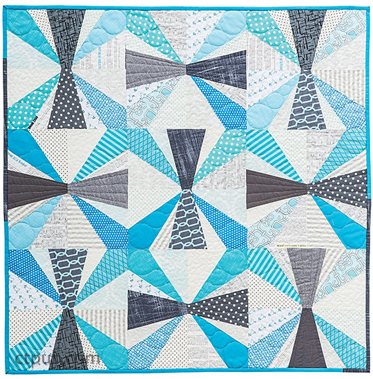 Project from Paper Pieced Modern by Amy Garro #PaperPiecedModern