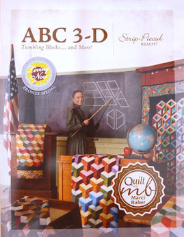 ABC 3D Tumbling Blocks... and More!