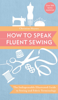 How to Speak Fluent Sewing eBook
