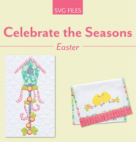 Celebrate the Seasons Easter SVG File