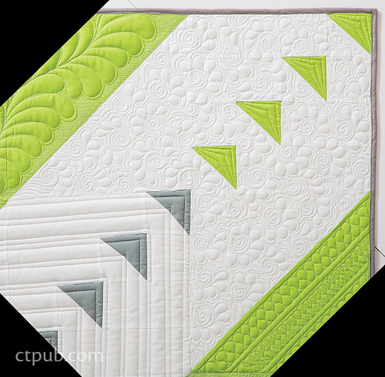Next Steps in Machine Quilting Free-Motion & Walking Foot Designs: Professional Results on Your ...