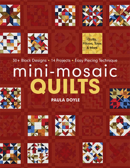 MiniMosaic Quilts PrintonDemand Edition