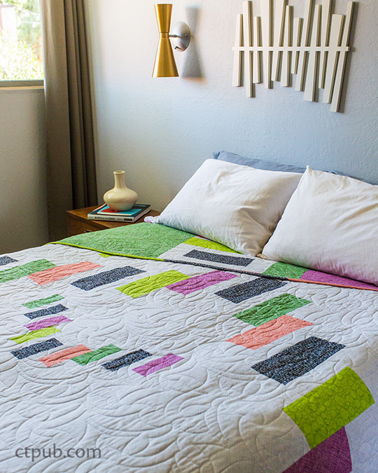 Project from Quilts du Jour