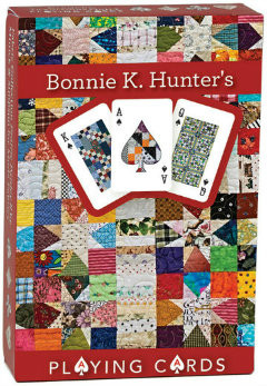 Bonnie K. Hunter's Playing Cards Single Pack