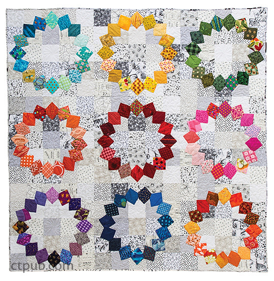 Rainbow Quilts for Scrap Lovers