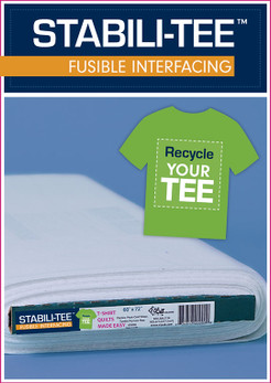"Stabili-TEE Fusible Interfacing Bolt 60"" x 10 yards"