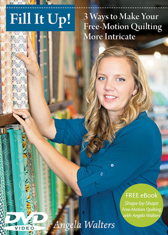 Fill It Up! 3 Ways to Make Your Free-Motion Quilting More Intricate