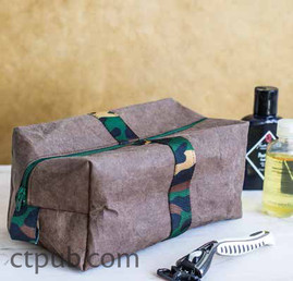 kraft-tex Dopp Kit Free Project