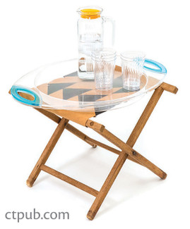 kraft-tex Folding Table