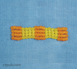 Lazy Bead Stitches Free Tutorial