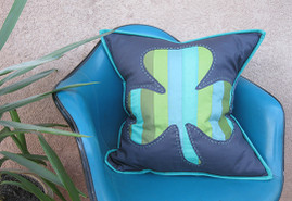 Shamrock Pillow Free Project