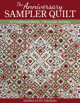 The Anniversary Sampler Quilt