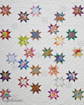 Free Seeing Stars Project from Make Star Quilts