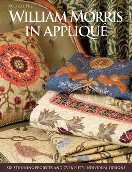 William Morris in Applique ebook
