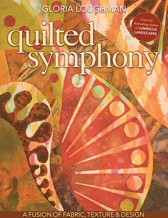 Quilted Symphony - A Fusion of Fabric Texture & Design