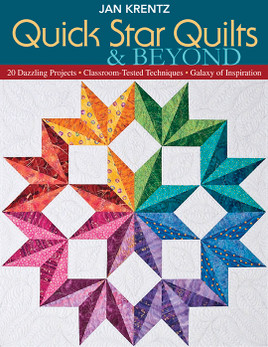 Quick Star Quilts & Beyond Print-on-Demand Edition