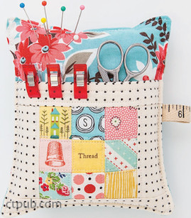 Free Deluxe Pincushion from Sew Organized for the Busy Girl