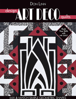 Design Art Deco Quilts Print-on-Demand Edition