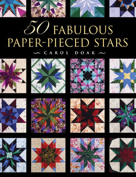 50 Fabulous Paper-Pieced Stars Print-on-Demand Edition