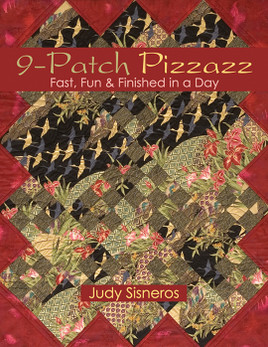 9 Patch Pizzazz Print-on-Demand Edition