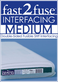 "fast2fuse MEDIUM Interfacing Bolt 20"" x 10 yards"
