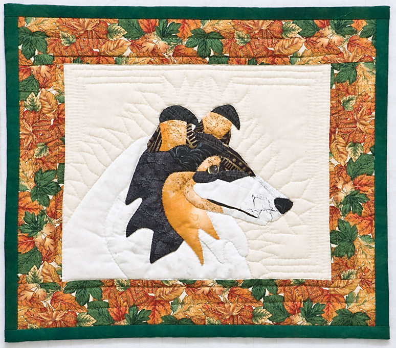 Best In Show - 24 Applique Quilts for Dog Lovers by Carol Armstrong