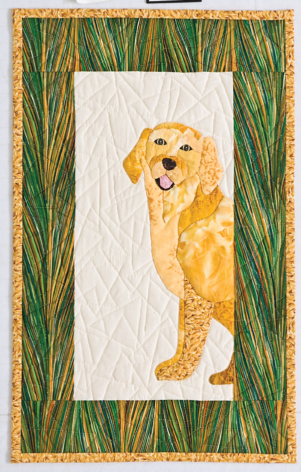 Best In Show 24 Appliqu 233 Quilts For Dog Lovers Print On
