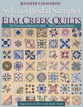Sylvia's Bridal Sampler from Elm Creek Quilts