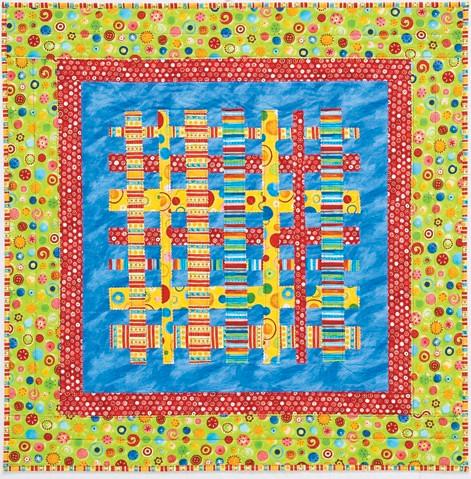 Super Simple Quilts #4 with Alex Anderson & Liz Aneloski