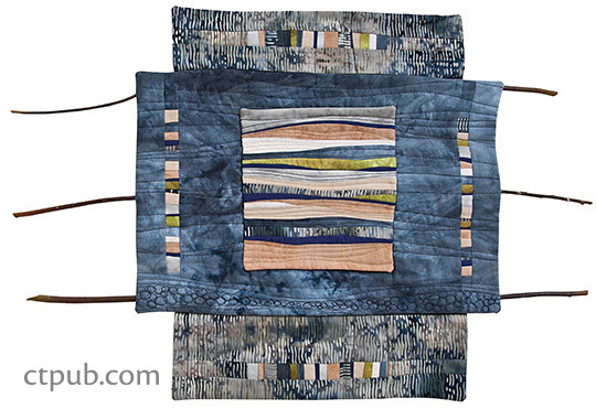 Journey to Inspired Art Quilting: More Intuitive Color & Design by Jean Wells