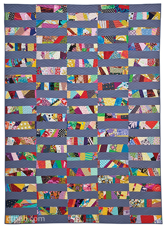 15 Minutes of Play - Improvisational Quilts: Made-Fabric Piecing • Traditional Blocks • Scrap Challenges by Victoria Findlay Wolfe