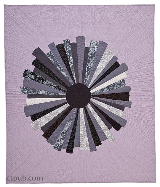 In the Studio with Angela Walters: Machine-Quilting Design Concepts • Add Movement, Contrast, Depth & More by Angela Walters
