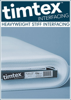 "Timtex Interfacing Bolt 20"" x 10 yards"