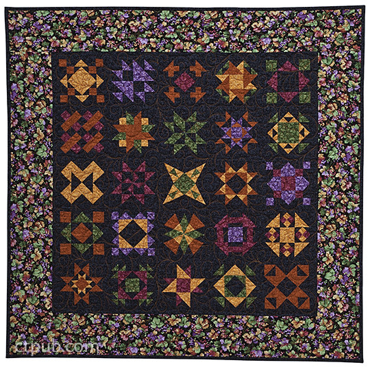 The Loyal Union Sampler from Elm Creek Quilts: 121 Traditional Blocks • Quilt Along with the Women of the Civil War by Jennifer Chiaverini #TheLoyalUnionSamplerfromElmCreekQuilts