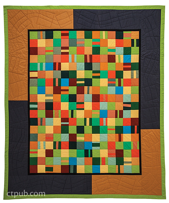 Amish Quilts - The Adventure Continues: Featuring 21 Projects from Traditional to Modern Edited by Lynn Koolish #AmishQuiltsTheAdventureContinues