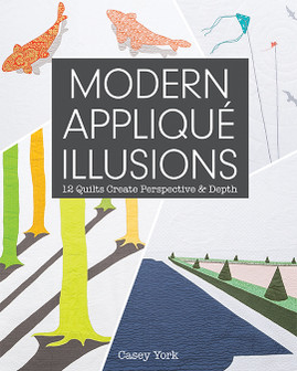 Modern Applique Illusions