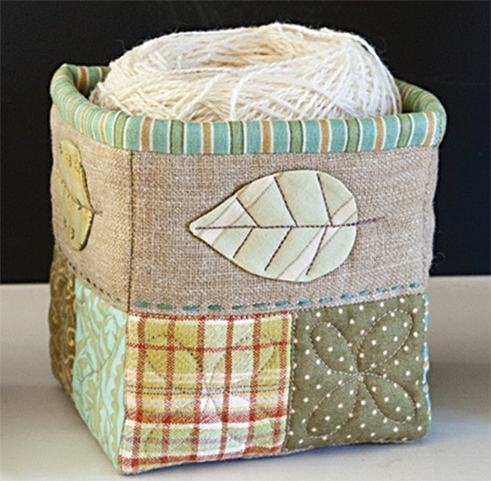 Cute project made with fast2fuse MEDIUM Interfacing