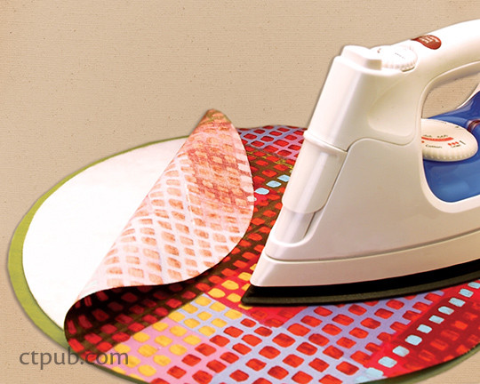 fast2fuse HEAVY Interfacing is fusible on both sides