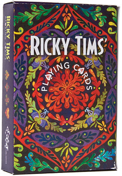 Ricky Tims' Playing Cards Single Pack