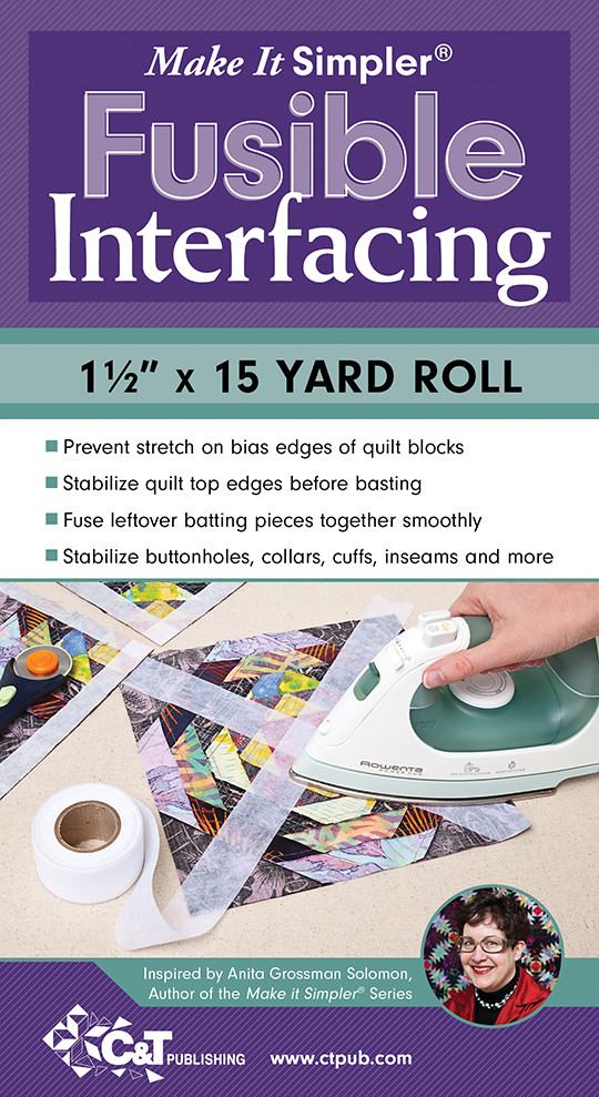 Make It Simpler Fusible Interfacing
