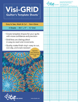 Visi-GRID Quilter's Template Sheets