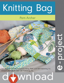 Knitting Bag eProject